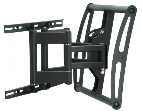 "Pull Out Tilt And Turn Bracket for 37"" - 63\"" TVs"