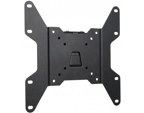 Black Multi-VESA Flat Wall Plate for TVs up to 40""