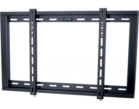 "Black Universal Flat Bracket For 42"" to 65\"" TVs"