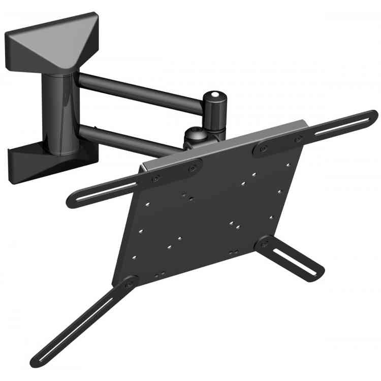 "Universal Pull out, Tilt and Turn Bracket for 21"" to 37\"" TVs"