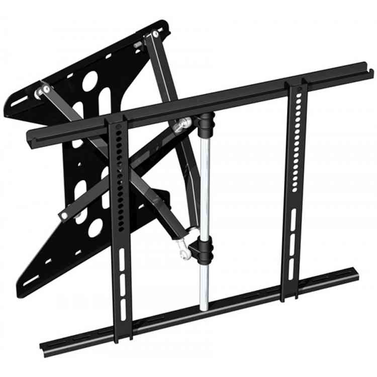 """Universal Pull out, Tilt and Turn Bracket for 37\"""" to 55\"""" TVs"""