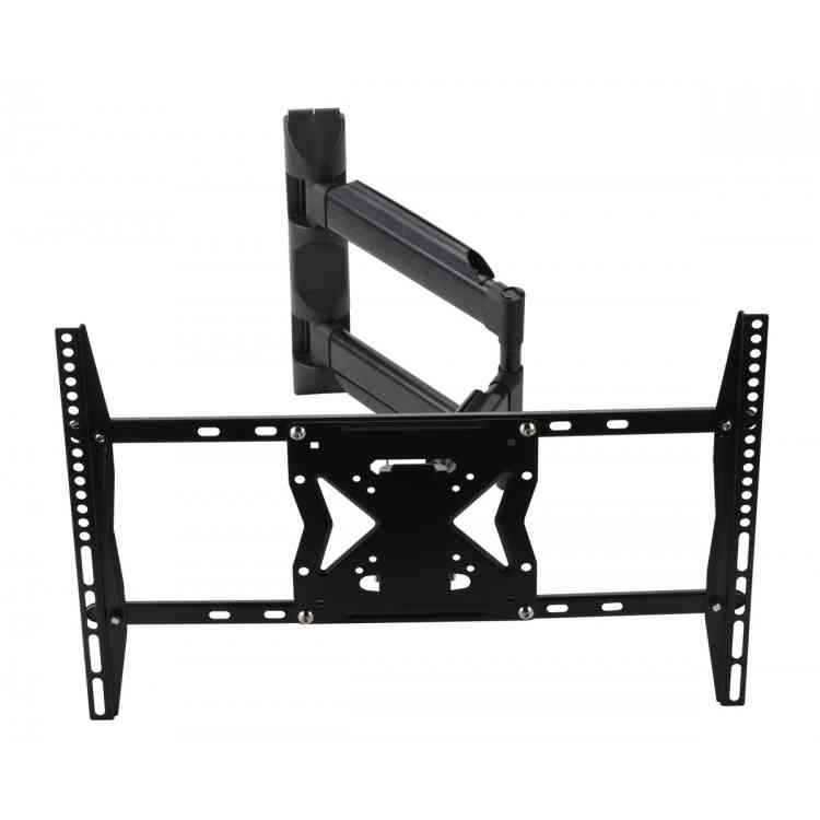 "Black Universal Swing Arm TV Wall Bracket For 32"" - 63\"" TVs"