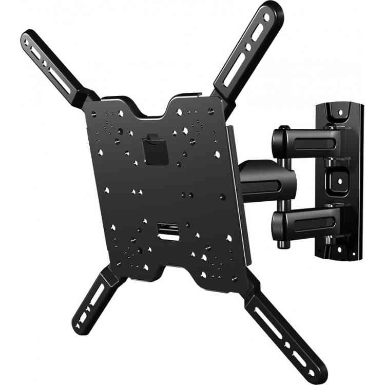 """Sanus Full Motion F215c Pull Out Wall Bracket for 32\"""" to 47\"""" TVs\"""""""