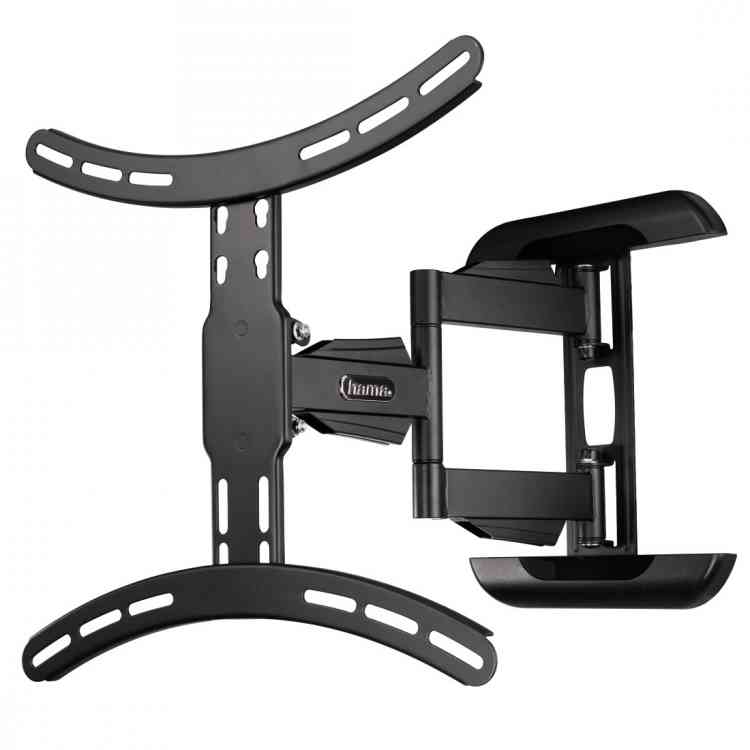 """Hama Full Motion Cantilever Wall Bracket For TVs Up To 32\"""" - 65\"""" - Black"""