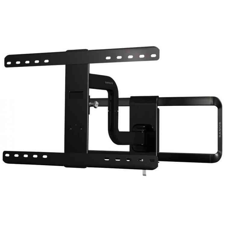 "Sanus VLF525 TV Wall Mount, full motion Fits Up To 51"" - 70\"""