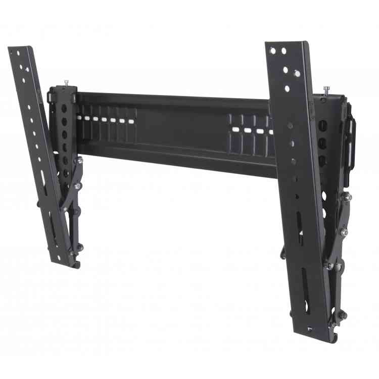 """AVF Super-Slim Flat and Tilting TV Wall Bracket For TVs up to 80\"""""""