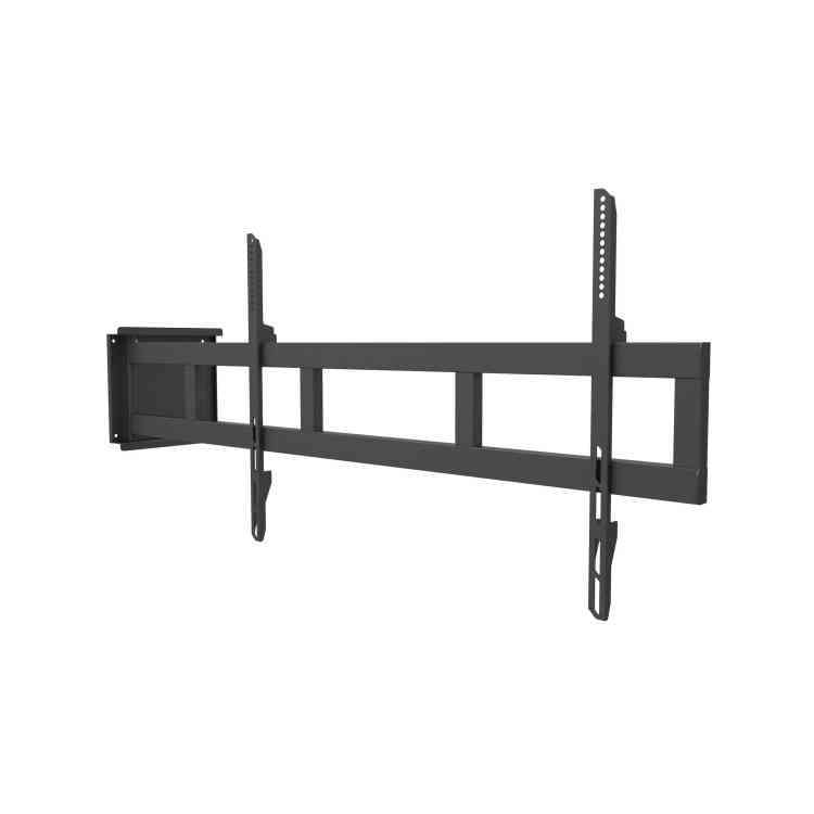 """Universal Swing Arm Cantilever TV Bracket for up to 90\"""" TVs"""