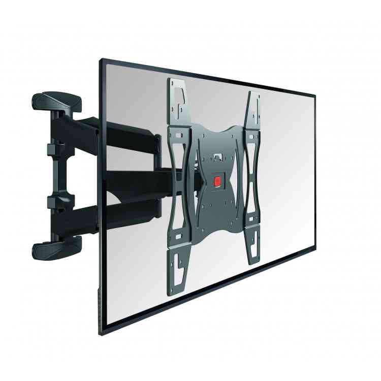 "Vogel\'s 45L Full-Motion TV Wall Mount For 40 - 65"" TVs"