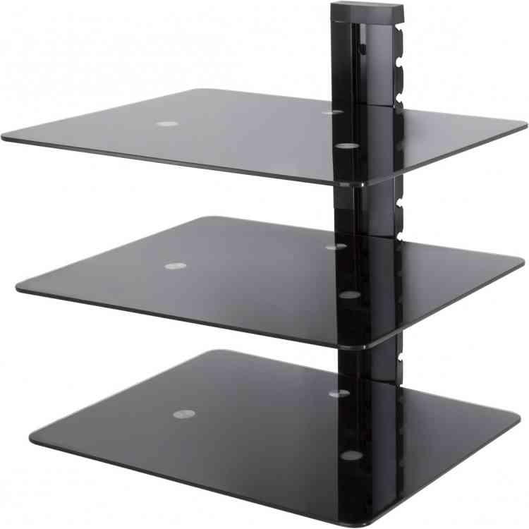 AVF AS300 AV Triple Shelf Accessory