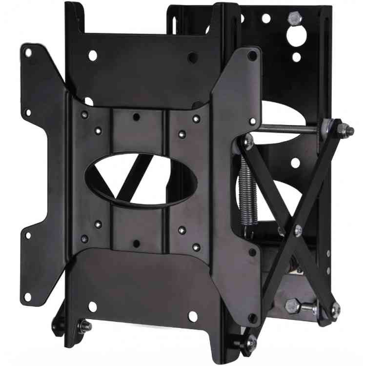 B-Tech BT8308 Recessed Push-to-Release Wall Bracket