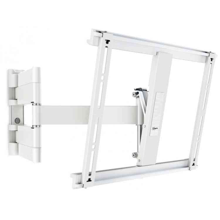"Vogel\'s THIN 445 ExtraThin Full-Motion Wall Bracket for 26"" to 55\"" - White"