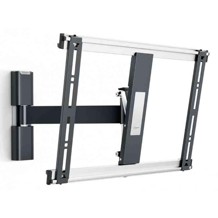 "Vogel\'s THIN 425 ExtraThin Full-Motion Wall Bracket for 26\"" to 55\"" - Black"