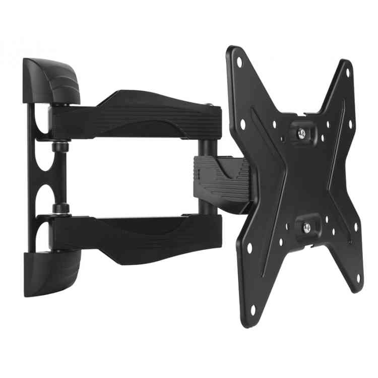 "TTAP TTD202DA1 Cantilever Tilt and Swivel TV Wall Bracket For Up To 42"" TVs - Double Arm"