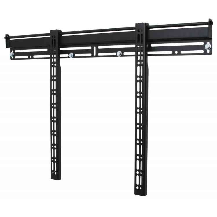 B-Tech BT8422 Ultra-Slim Universal Flat Screen Wall Mount For Up To 80""