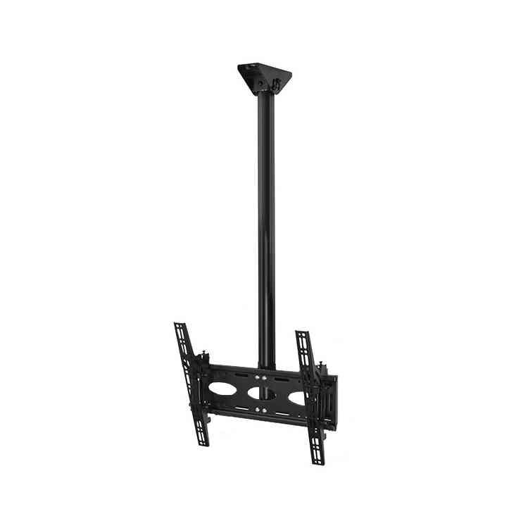"B-Tech Universal Flat Screen Ceiling Mount with Tilt For upto 65\"" TVs - 1.5m"