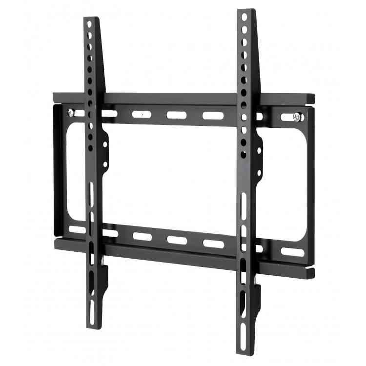 """TTAP Large Low Profile Fixed TV Wall Bracket for up to 55\"""" TVs"""