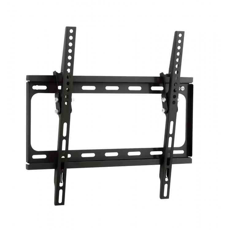 """TTAP Large Low Profile Tilting TV Wall Bracket for up to 55\"""" TVs"""