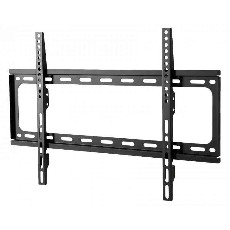 """TTAP Extra Large Low Profile Universal Fixed TV Wall Bracket for up to 65\"""" TVs"""