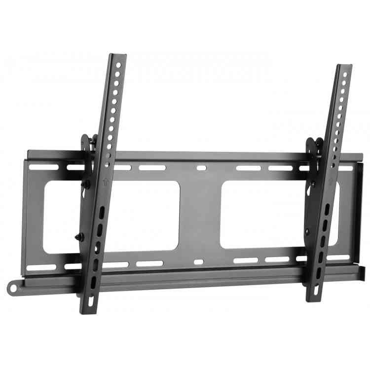 """TTAP Extra Large Heavy Duty Low Profile Tilting TV Wall Bracket for up to 70\"""" TVs"""