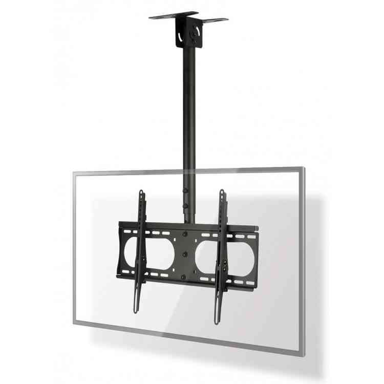 ValuBrackets VB1350-BLK Extendable Ceiling TV Bracket