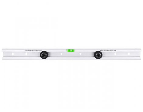 """Universal Wallmount White for up to 63\"""" TVs"""