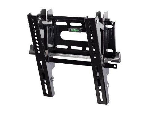 "Hama Motion Tilt TV Wall Bracket 10"" - 37\"" - Black"