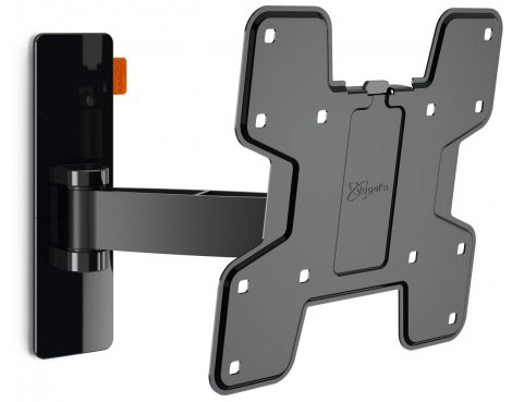 Vogels WALL 2125 Black Full-Motion TV Wall Mount