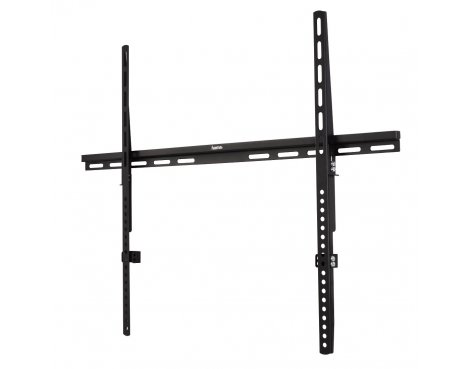 """Hama Fixed Super Flat Wall Bracket For TVs Up To 46\""""- 63\"""" - Black"""