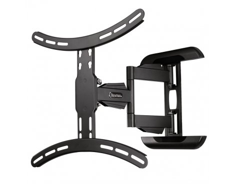 """Hama Full Motion Cantilever Wall Bracket For TVs Up To 32\"""" - 56\"""" - Black"""