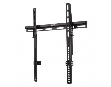 """Hama Fixed Super Flat Wall Bracket For TVs Up To 32\"""" - 50\"""" - Black"""