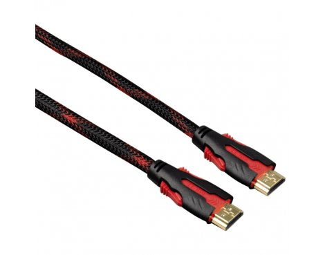 Hama High Quality High Speed HDMI Cable for Playstation, Ethernet, 2 m