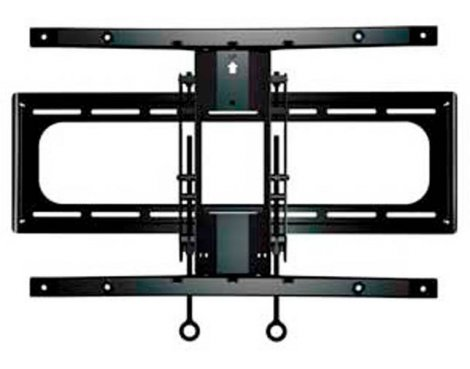 """Sanus VLC1-B2 Wall Mount for Curved TVs up to 88\"""""""
