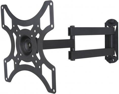 "Ultimate Mounts UM2923 Swing Arm Cantilever Wall Bracket for 19\""-37\"" TVs"