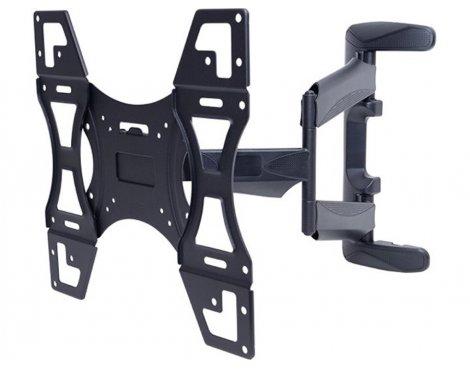 "Multibrackets M VESA Flexarm Full Motion TV Wall Bracket Single for TVs up to 55\"""