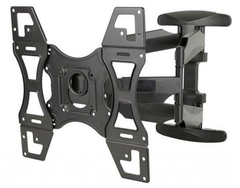 "Multibrackets M VESA Flexarm Full Motion TV Wall Bracket Dual for TVs up to 55\"""