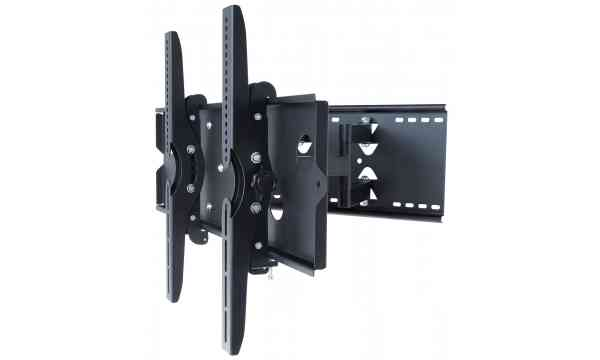 "Grade A1 - As new but box damaged UM110M Ultimate Mounts Twin Arm Cantilever Bracket for 35""-70"" TVs"