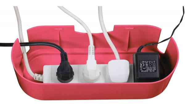 Cable Management Box For 4-way Socket