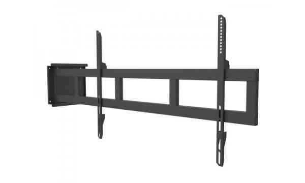 "Universal Swing Arm Cantilever TV Bracket for up to 90"" TVs"
