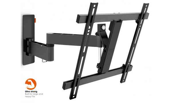 "Vogel's Black TV Wall Mount for 32"" to 55"" TVs"