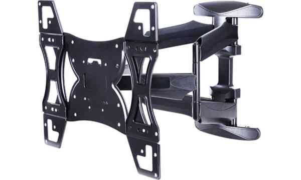 "Multibrackets M VESA Flexarm Full Motion TV Wall Bracket Dual for TVs up to 75"""