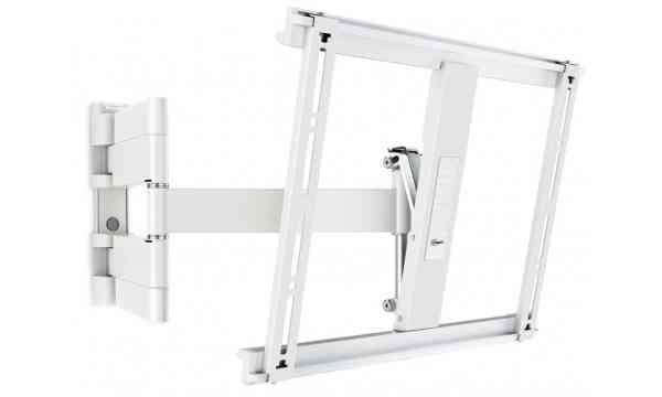 "Vogel's THIN 445 ExtraThin Full-Motion Wall Bracket for 26"" to 55"" - White"