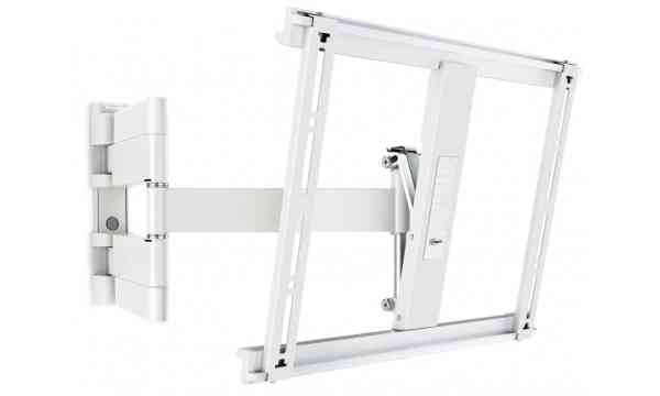 "Vogel's THIN 445 ExtraThin Full-Motion Wall Bracket for 26"" to 55"" - White"