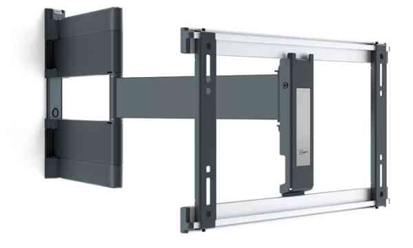 "Vogel's THIN 546 Extra Thin Full-Motion Wall Bracket for OLED 40"" to 65"" - Black"