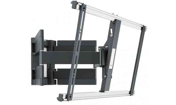 "Vogel's THIN 550 ExtraThin Full-Motion Wall Bracket for OLED 40"" to 100"" - Black"