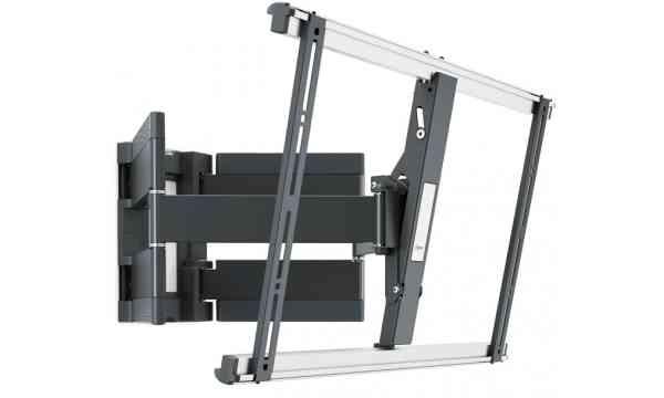 "Vogel's THIN 550 ExtraThin Full-Motion Wall Bracket for OLED 40"" to 100"" - Black"
