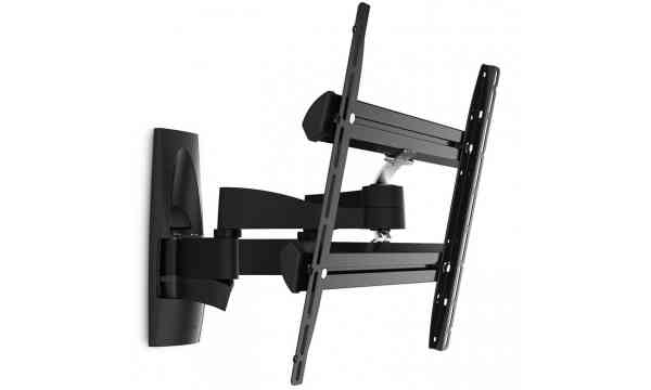 "Vogel's Wall 3250 Extra Thin Full-Motion Wall Bracket for 32"" to 55"" TV's - White"