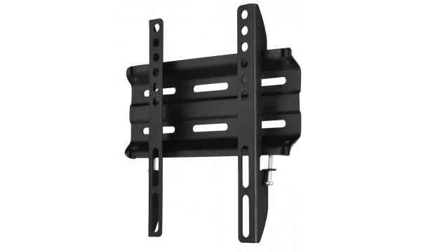 "Hama FIX TV Wall Bracket 19"" - 42"" - Black"