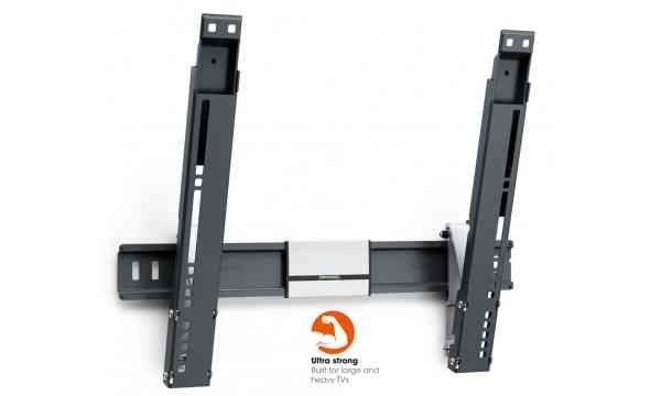 """Vogel's THIN 415 ExtraThin Tilting Wall Bracket for 26"""" to 55"""" - Black"""