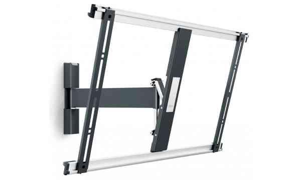 "Vogel's THIN 525 ExtraThin Full-Motion Wall Bracket for 40"" to 65"" - Black"