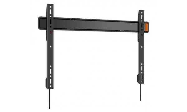 """Vogel's Wall 3305 Fixed TV Wall Bracket for 40"""" to 100"""" TV's - Black"""